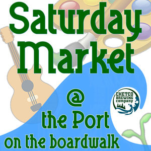 Saturday Market Port of Brookings