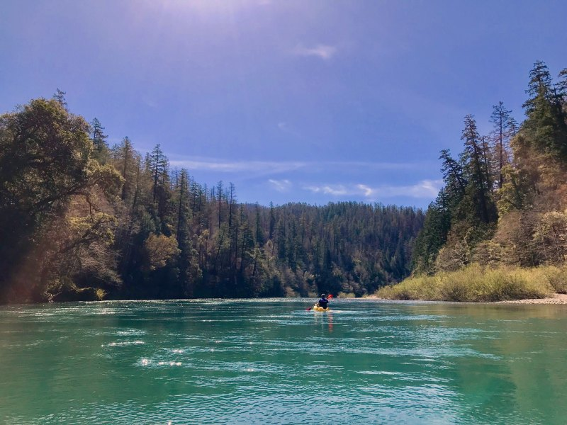 Kayaking the Chetco River | 2018
