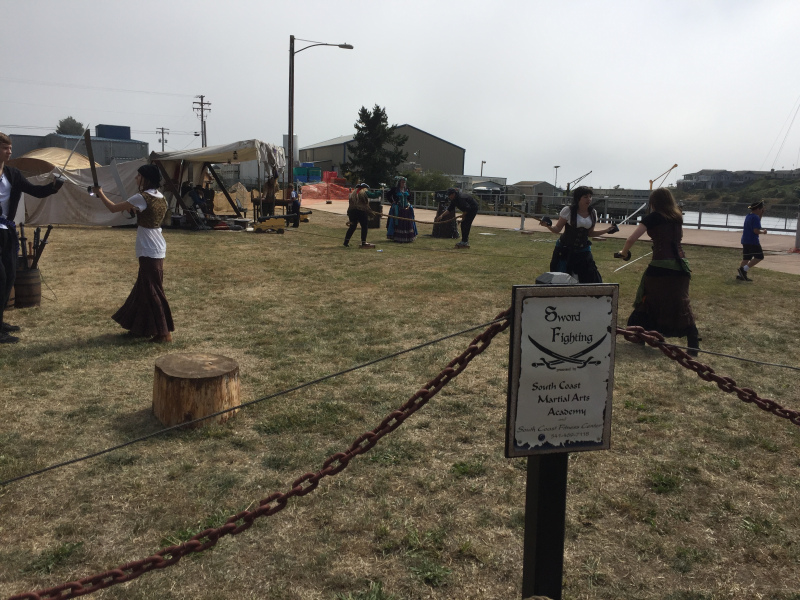 Pirate Festival August, 2016 | Great event for family and friends, Port of Brookings Harbor