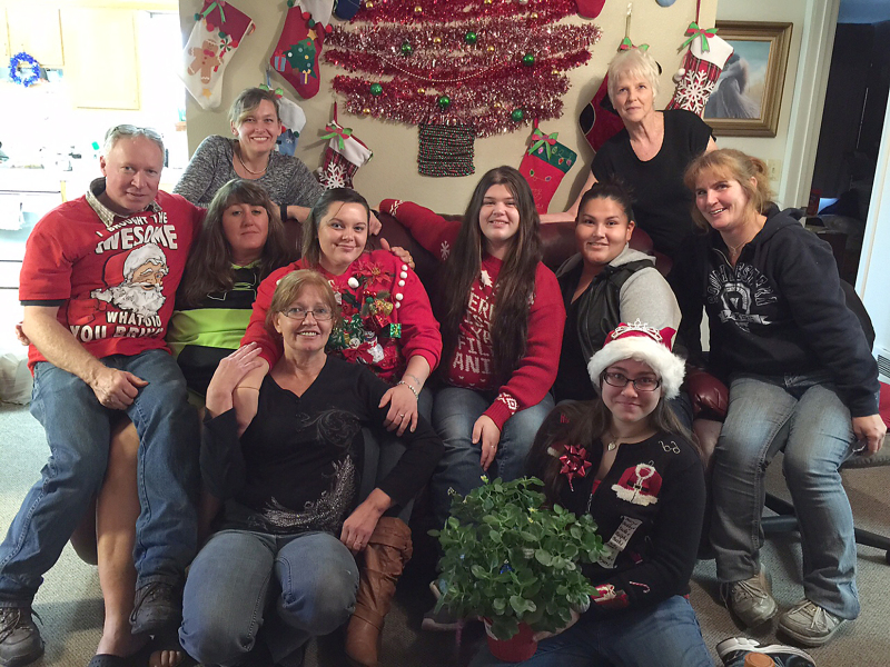 Merry Christmas 2015, from the staff at Ocean Suites Motel in Brookings Oregon
