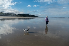 Southern Oregon Beach Walk | Guests staying at Ocean Suites Motel in Brookings, OR are only a short walk from awesomeness