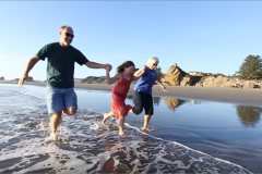 Harris Beach Brookings Oregon 3.5-miles from Ocean Suites Motel