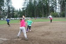 "Annual Brookings, Oregon ""Slippery Banna Belt Softball Tournament"""