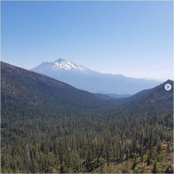 Sean-Nolan-PCT-passing-Mt.-Shasta-then-onto-Seiad-Valley